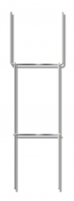 Metal H Sign Stand/ Stake