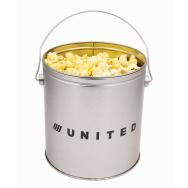 1 Gallon Popcorn Tin/Butter Popcorn