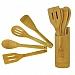 Bamboo Cooking Set
