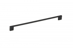 Contemporary Metal Pull - 8160 - 320 mm - Matte Black
