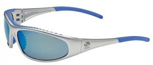 Bouton Flashfire Blue Mirror Glasses
