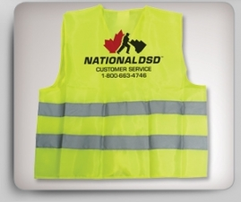 Nylon Safety Vest