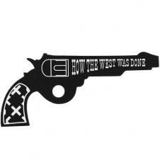 Foam Pistol Gun