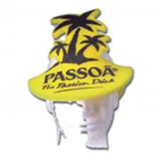 Pop-Up Visor - Palm Tree