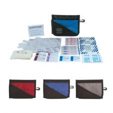 First Aid Mini Wallet - 48 Pieces