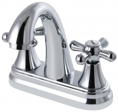 Riveo Bathroom Faucet - Chrome