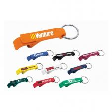 Mini Bottle & Can Opener / Key Ring