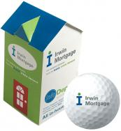Maxfli Revolution Golf Balls - Two Ball House Box