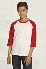 ATC - ATC0822Y - ES Active Youth Baseball Tee - 100% Cotton