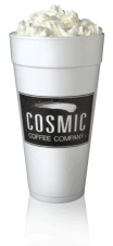 Foam Cups - Hot or Cold - 24 oz.