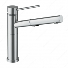 Blanco Kitchen Faucet - Alta - Stainless Steel