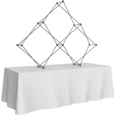 XCLAIM 3 Quad Pyramid - Display frame only