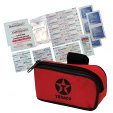 Hiker First Aid Kit - Red