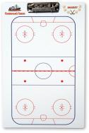 1/8 Styrene Coaches Board (Hockey)