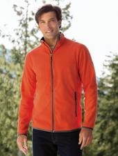 Eddie Bauer - EB222 - Full Zip Vertical Fleece Jacket