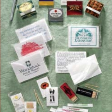Poly-Wrapped Toothpick Booklet (10 Count)