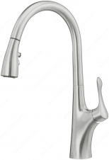 Blanco Faucet Napa - Stainless Steel