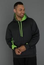 ATC - F2011 - GameDay Fleece Colour Block Hooded Seatshirt