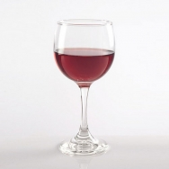 RED WINE GLASS - 10 1/2 OZ.