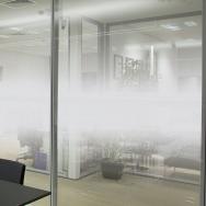 Window Films - Decorative Films - White Films - INT 120 - Diffusing Central Strip