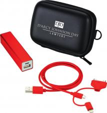 Jolt Power Kit w/MFI 3-in-1 Cable