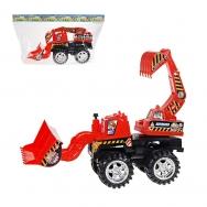 Construction Truck - Friction Truck