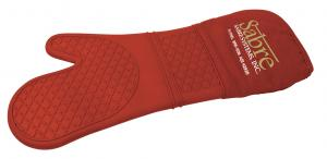 Safety grip silicon oven mitt #RushExpress72hrs