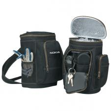 Golf Bag Shaped Cooler Bag