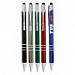 Borsalino Push-Action Pen w/Stylus Tip
