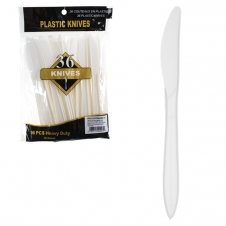 PROFESSIONAL - PLASTIC KNIVES, 36PCS