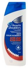 HEAD & SHOULDERS SHAMPOO ACTIVE SPORT 700ml