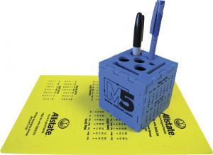 Foam Desktop Puzzle Cube - Calendar (3)