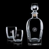 Collingwood Decanter & 2 DOF