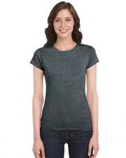 Gildan 64000L - Women Adult T-Shirt fit euro style - 100% Cotton