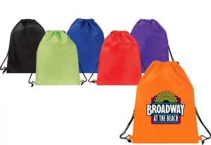 Basic Drawstring Backpack