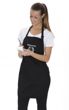ATC - A100 - Full Length Apron With Pockets - 100% Cotton