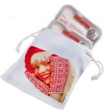 2 HotMates Reusable Hand Warmers w/ White Micro Fiber