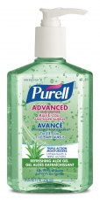 HAND SANITIZER WITH ALOE  - 236 ml