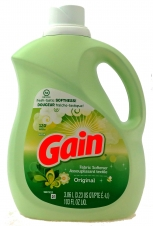 GAIN ULTRA FABRIC SOFTENER 3.06L