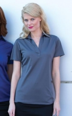 Coal Harbour - L4007 - Everyday Ladies Sport Shirt Polo - 100% poly