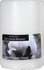 3X4 PILLAR SOFT COTTON