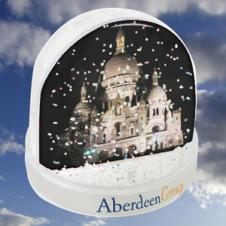 Photo Snow Globe (Direct Import)
