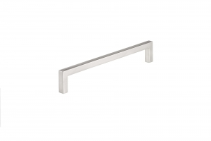 Contemporary Metal Pull - 873 - 192 mm - Brushed Nickel