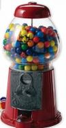 Gumball Machine w/Gum