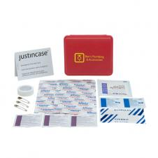 Pocket First Aid Kit - 24 Pieces