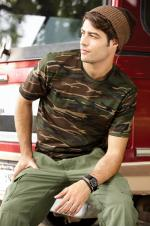 Anvil - 939 - Camouflage T-Shirt - 100% Cotton