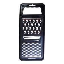 PROFESSIONAL - MULTI-SIZE CHEESE & ZEST GRATER, WITH COMFORT
