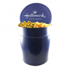 3 1/2 Gallon Popcorn Tin/Trio (Butter, Cheddar, Caramel)