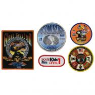 2x2 Sublimated Photo Emblems