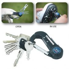 PGA Tour® Carabiner Golf Multi-Tool